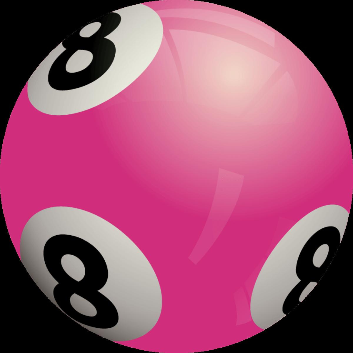 Bingo ball 1
