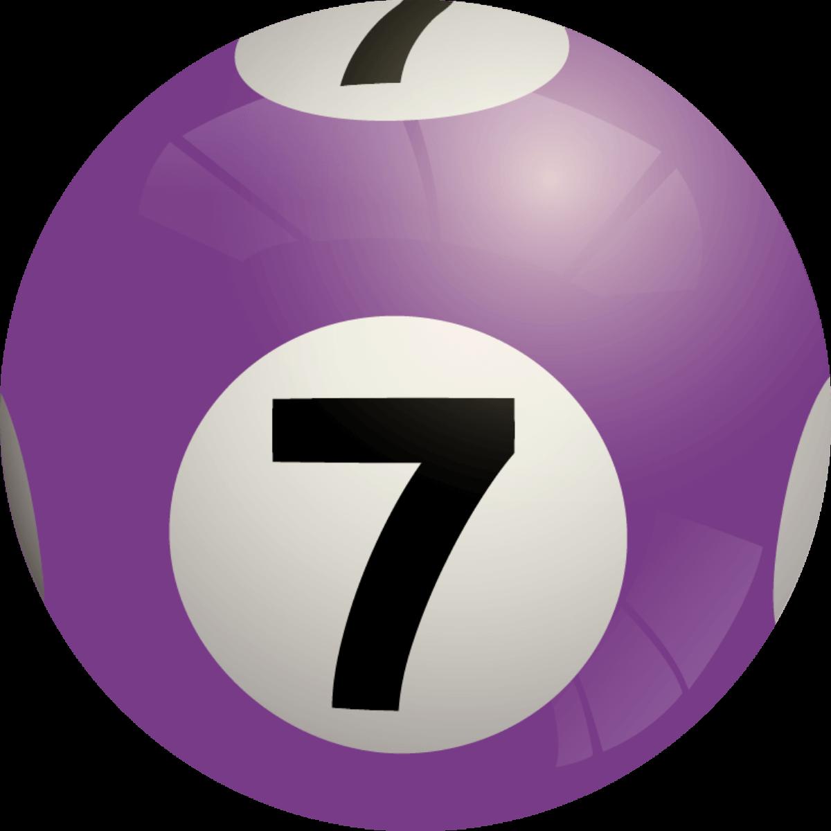Bingo ball 2