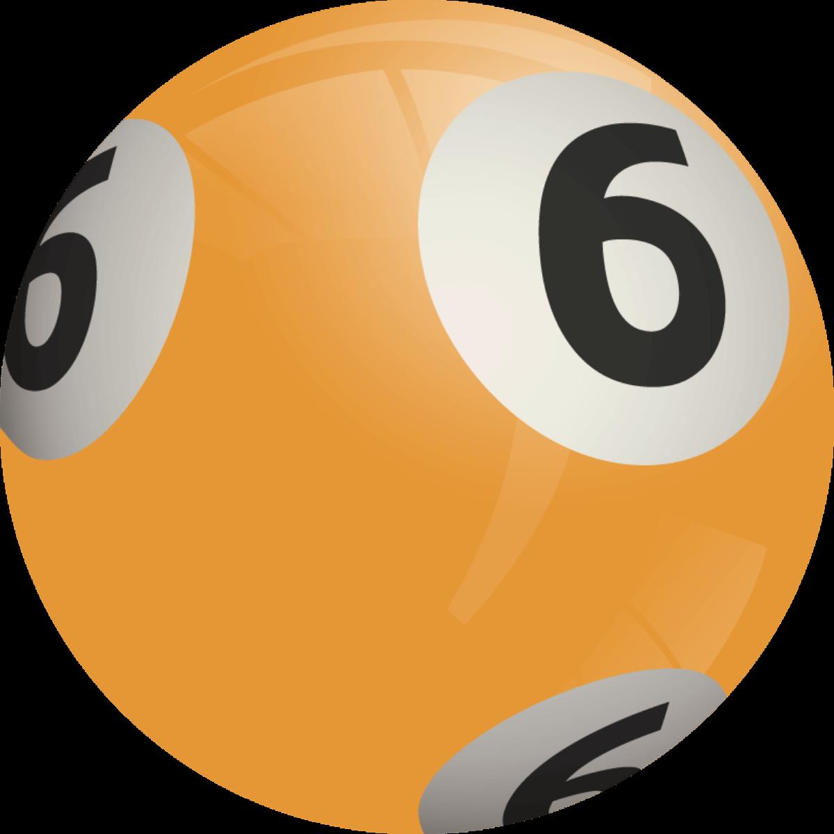 Bingo ball 4
